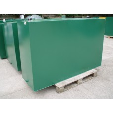 900 Ltr Steel Bunded Oil Tank