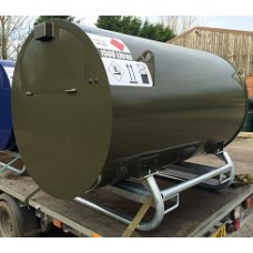 1500 Litre Skid Mounted Bowser