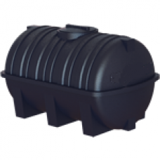 2000 Litre Horizontal Water Tank