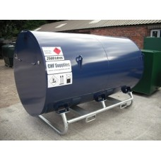 2500 Litre Skid Mounted Bowser