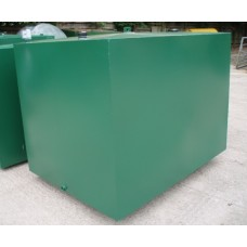 2500 Litre Single Skin Steel Tank