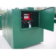 4500 Litre Steel Bunded Diesel Fuel Station