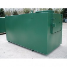 10000 Litre Steel Bunded Diesel Fuel Station