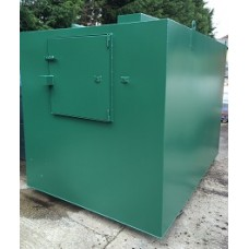 6000 Litre Steel Bunded Diesel Fuel Station