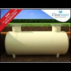 5700 Litre Shallow Dig Septic Tank