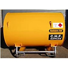 2000 Litre Skid Mounted Bunded Bowser