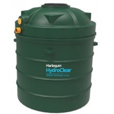 HydroClear CAP9 - 9 pop Sewage Treatment Plant