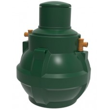 Harlequin Septic Tank ST2700 (4POP)