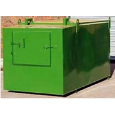 1350 Litre Steel Bunded Diesel Fuel Station
