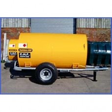 2000 Ltr Site Tow Bunded Bowser