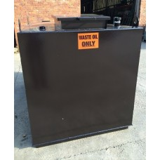 2500 Litre Steel Bunded Waste Oil Tank