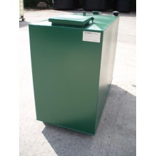 1000 Litre Steel Bunded Waste Oil Tank